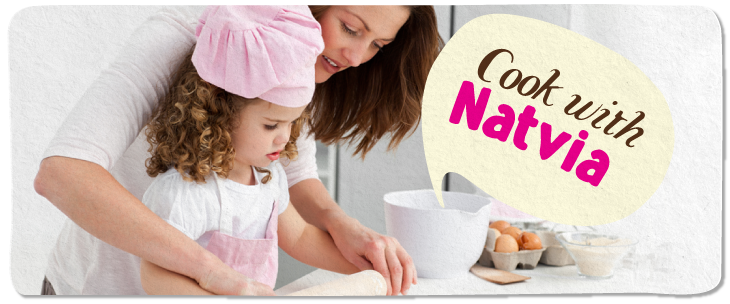 Cook with Natvia